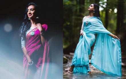 Kleidung in der Kultur der Tamilen