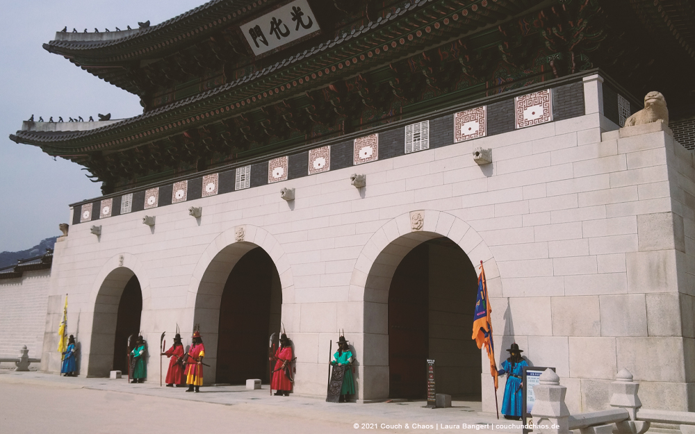 Traditionelle Kleidung in Korea | © 2021 Couch und Chaos | Laura Bangert | couchundchaos.de